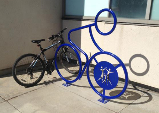 Bike Racks Landing Page Image