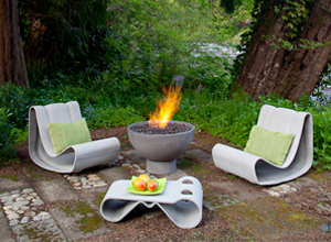 Eternit Molded Concrete Seating 2