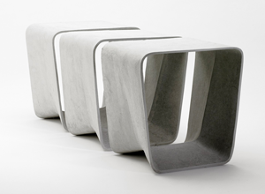 Eternit Molded Concrete Seating 4