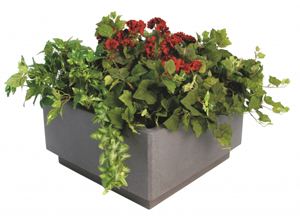 Wausau Tile Planter 1