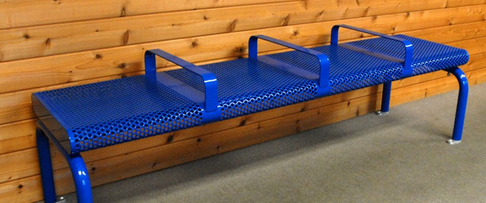 Wausau Tile Benches